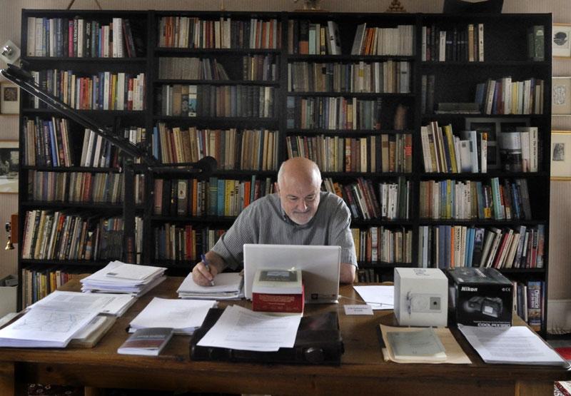 Chris Frith FRS; neuroscientist
