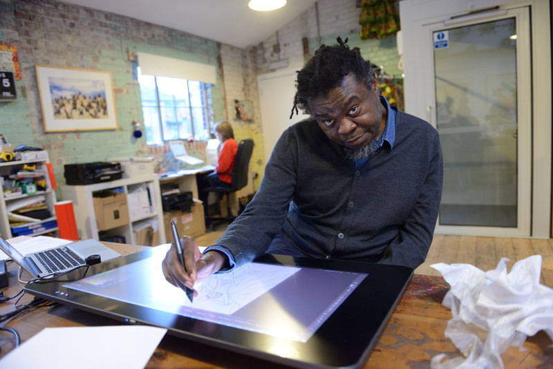 Yinka Shonibare MBE RA, artist